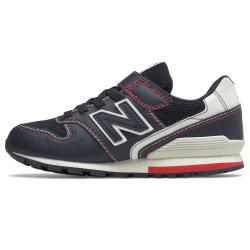 NEW BALANCE 996 NAVY/RED - gallery 1