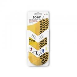 SOXPRO - CALZE GRIP IN E ANTI SLIP GIALLE - gallery 3