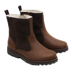 TIMBERLAND COURMA KID DARK BROWN JUNIOR - gallery 1