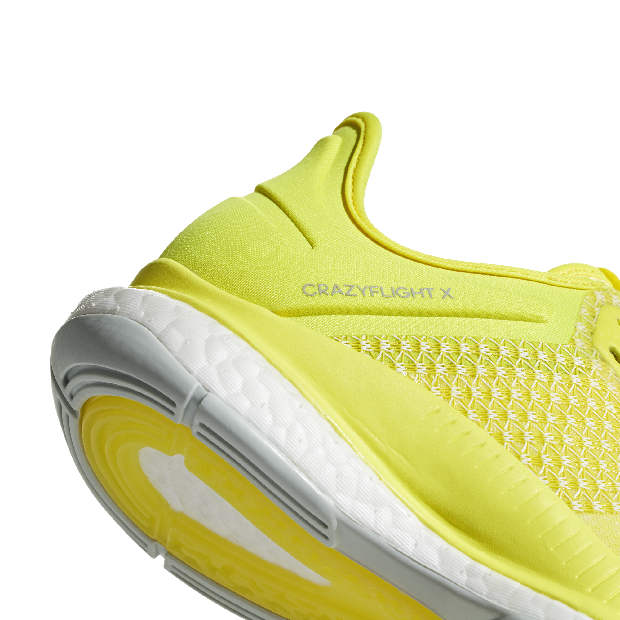 ADIDAS CRAZYFLIGHT X 2 YELLOW/ASH SILVER