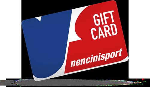 Giftcard Nencinisport