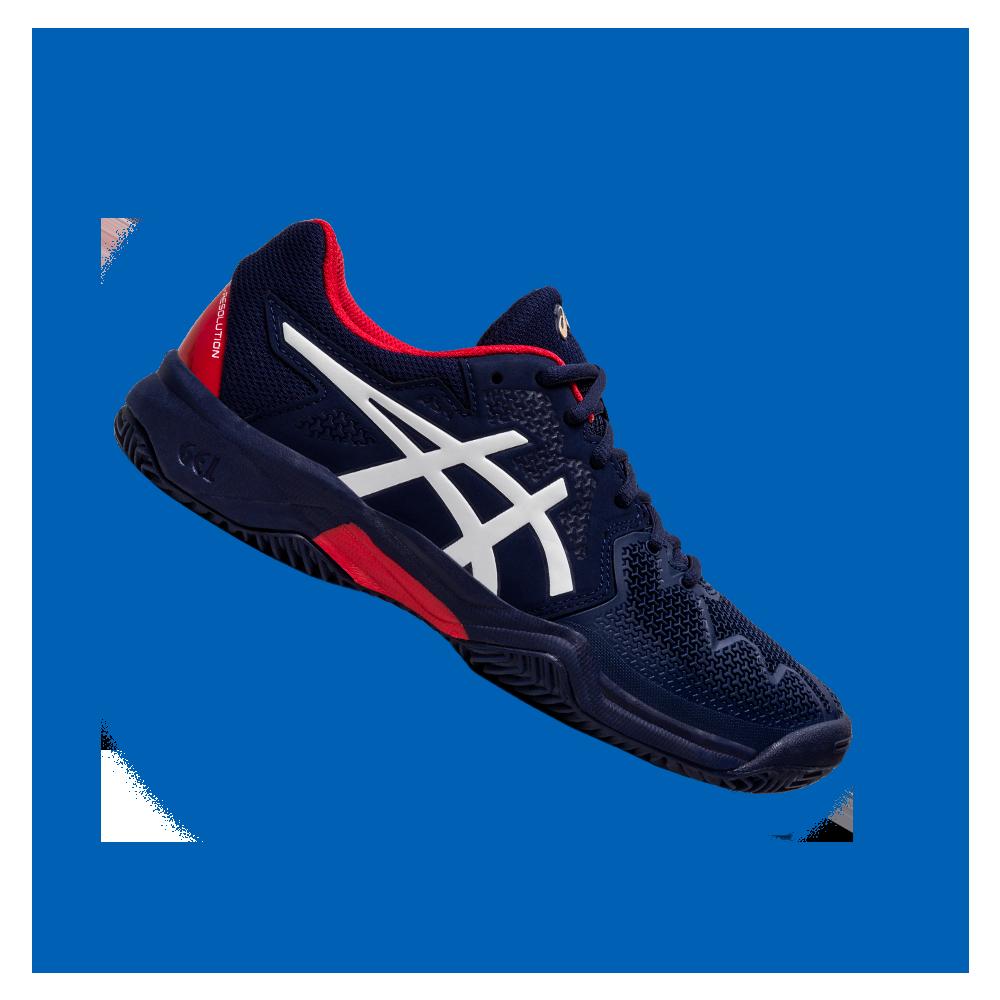 Asics GEL RESOLUTION™ 8 L.E. | WHITEELECTRIC BLUE | Tennis