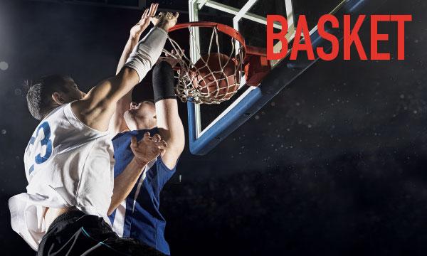 Back to Sport Nencini Sport | Basket