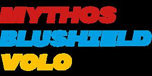 Diadora Mythos Volo nencini sport logo