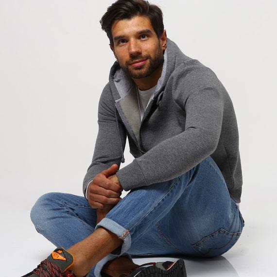 Men's Sweatshirts - Nencini Sport