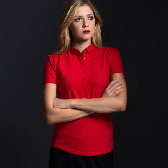 Women's Polo Shirts - Nencini Sport