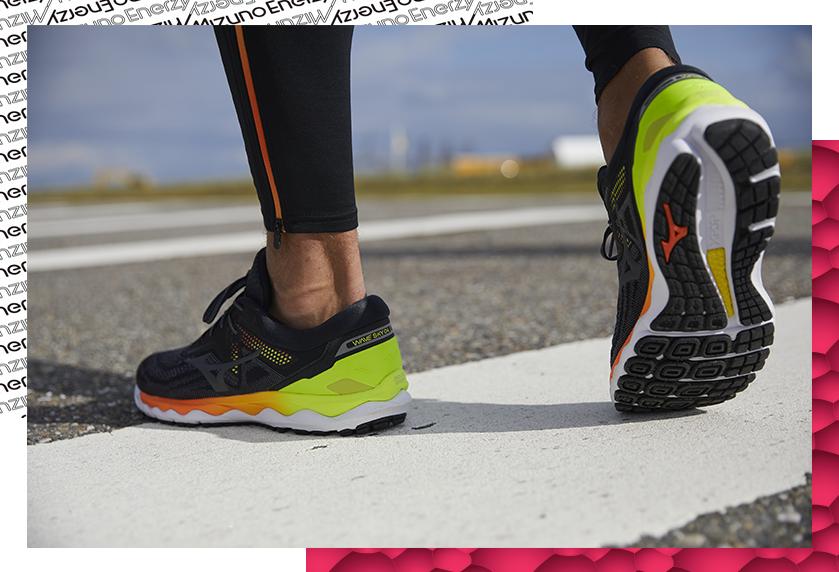 donna runner scarpe mizuno sky4