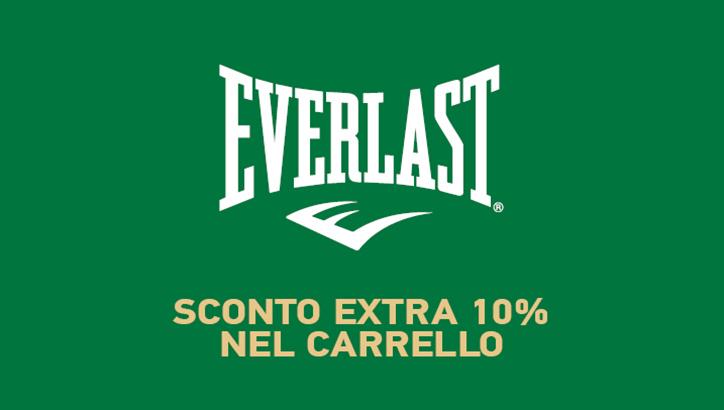 Everlast Promozione Natale 2017 - Nencini Sport