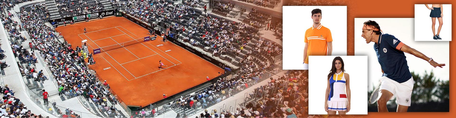 Promo Tennis Sconto 30% Abbigliamento e Calzature