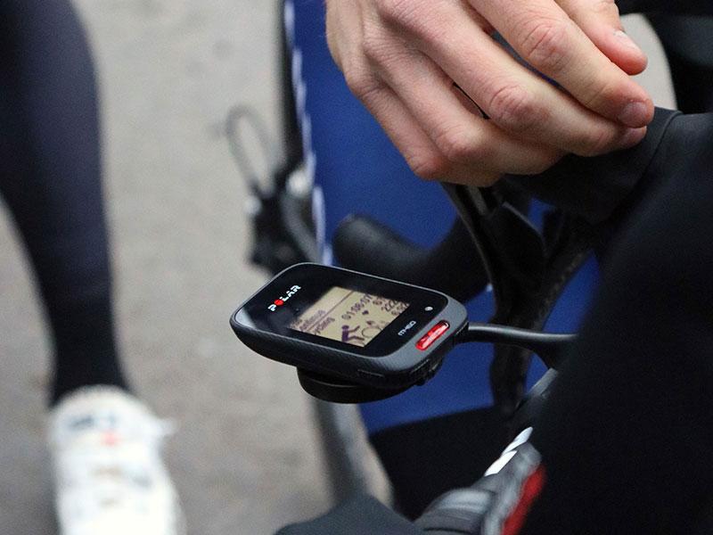 elettronica ciclismo